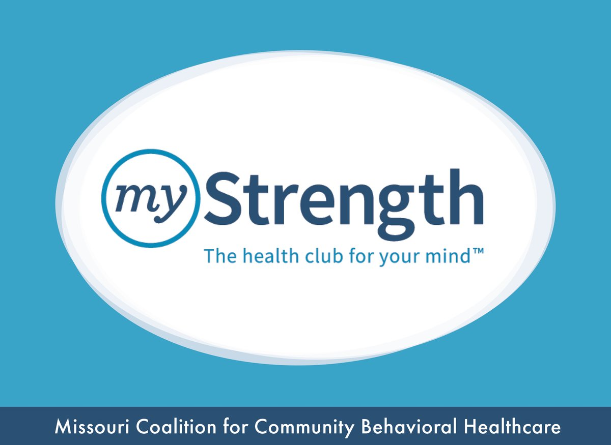 myStrength has most recently added resources on COVID19 including Coping Skills During COVID19, tools, resources and more. Click below to register for myStrength TODAY mocoalition.org/cornonavirus-c…