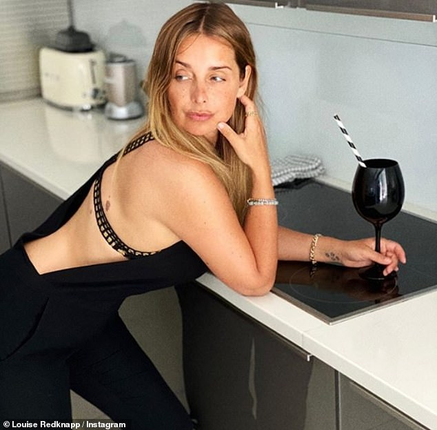 Happy 46th birthday to Louise Redknapp
