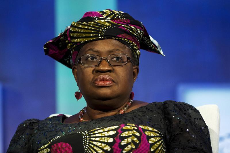 Nigeria's Okonjo-Iweala proposed as WTO chief: trade sources https://t.co/0qFgJBdsaC https://t.co/3iM3GbYL4n