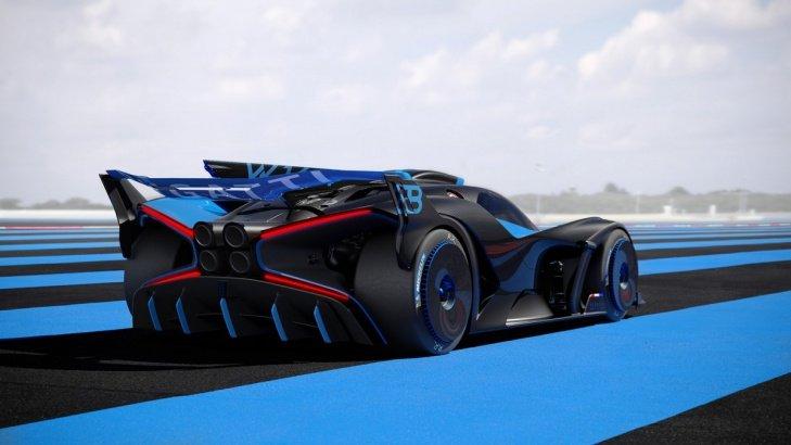#bugattibolide : les 24 Heures du Mans dans le viseur ?  Toutes les photos > https://t.co/N78rfA7kty  @Bugatti #Bugatti https://t.co/WOrNQUltNP