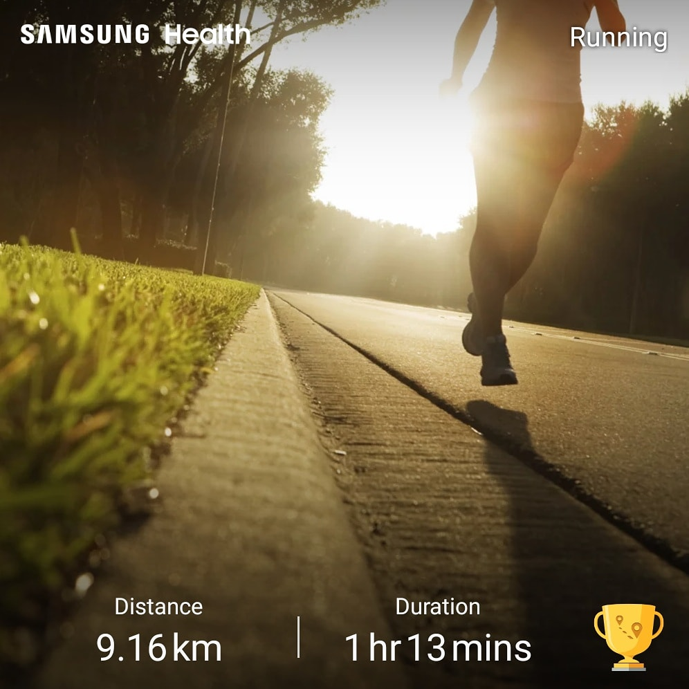 9.16km, 1261 kcal and a new personal best. I am literally having a contest with myself whenever I go out to run 😂 But hey, it's paying off  🏃♀️ #roadto10k  #runnersoftwitter #runner #fitness https://t.co/kDloDIHPdL