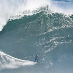 Image for the Tweet beginning: Surfers ride the so called