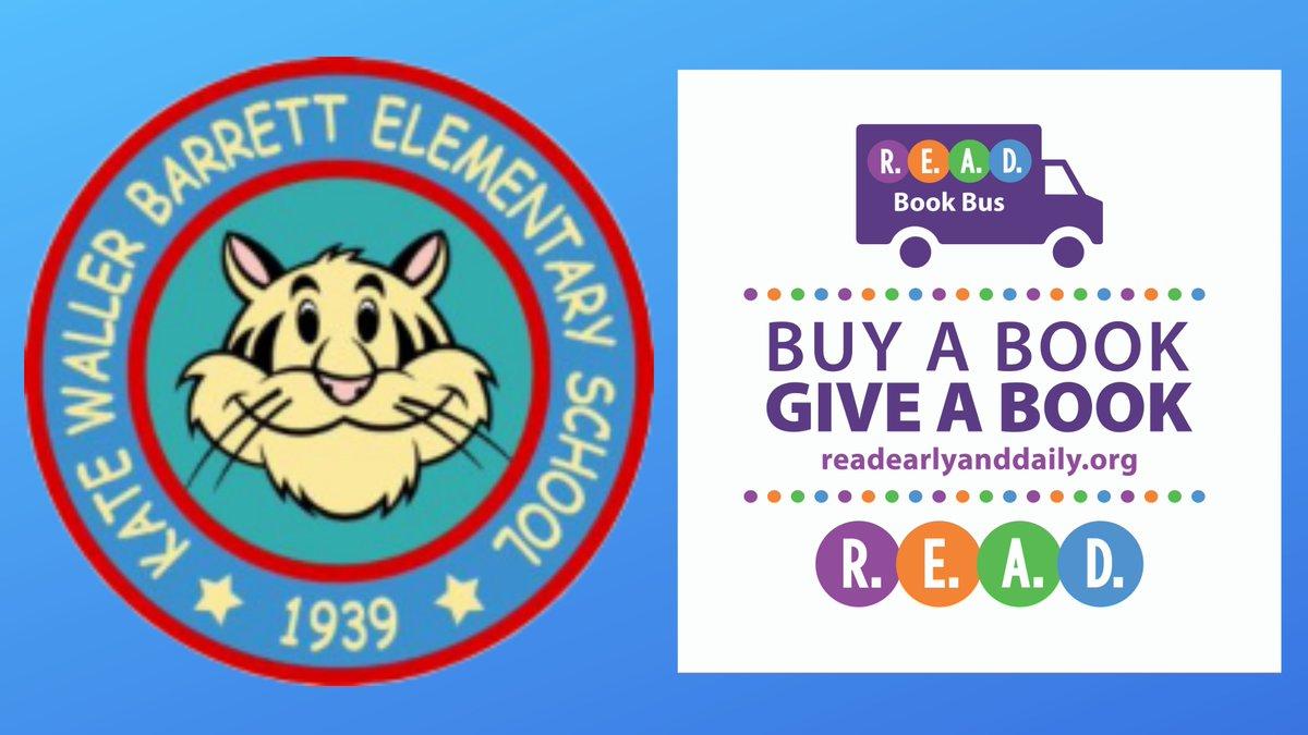 Barrett Book Fair starts next week!  Thanks to our amazing partner <a target='_blank' href='http://twitter.com/ReadEarlyDaily'>@ReadEarlyDaily</a> and <a target='_blank' href='http://twitter.com/PajamaMamaJSP'>@PajamaMamaJSP</a> <a target='_blank' href='http://search.twitter.com/search?q=kwbpride'><a target='_blank' href='https://twitter.com/hashtag/kwbpride?src=hash'>#kwbpride</a></a> <a target='_blank' href='http://twitter.com/BPTAE'>@BPTAE</a> <a target='_blank' href='https://t.co/X5nrUzQ7OD'>https://t.co/X5nrUzQ7OD</a>