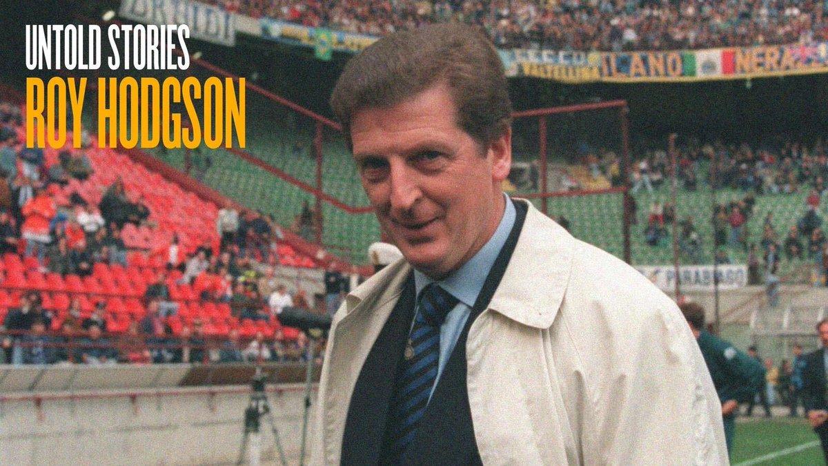Untold Stories: Roy Hodgson 👉 cultkits.com/blog/culture/u…