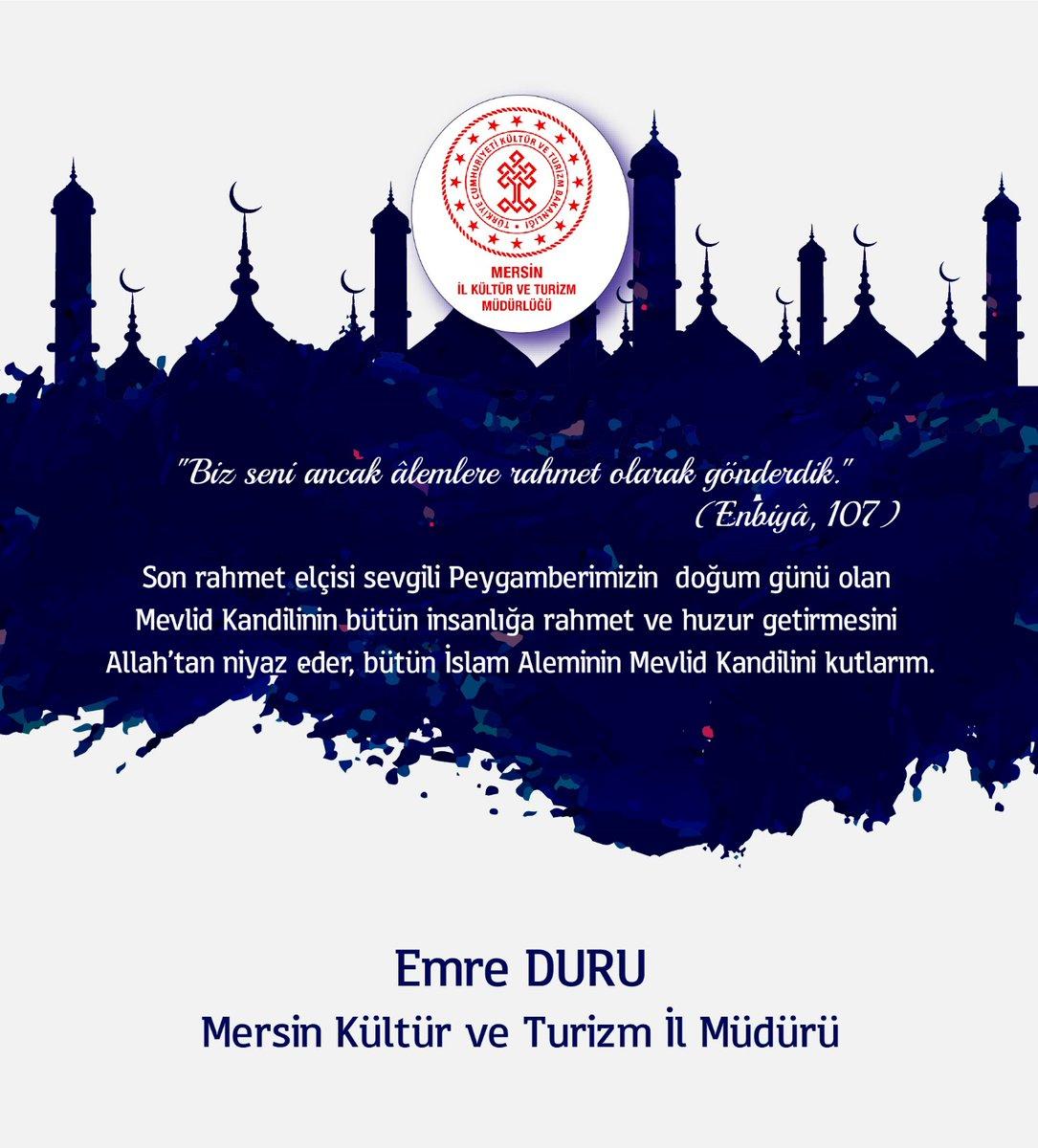 #MersinKulturveTurizm https://t.co/U8KXITmiFp