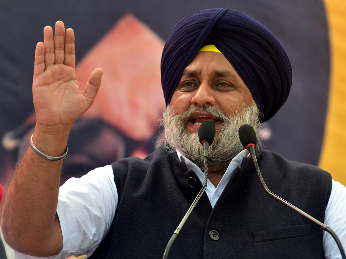 #ShiromaniAkaliDal (@Akali_Dal_) President @officeofssbadal on Wednesday said the Union govt should not victimise #farmers for agitating against the Central agricultural laws by refusing to pay the rural development fund (RDF) component of Rs 1,100 crore on govt paddy purchase. https://t.co/LBq38xQqql