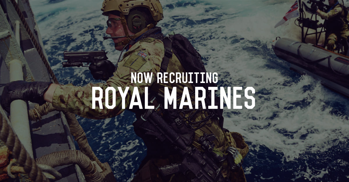 Join the UK's most #elite amphibious fighting force and earn the kind of respect that only comes with a #greenberet. It's a state of mind. You may already have it. Find out. ow.ly/U5Ss50C3Z1v