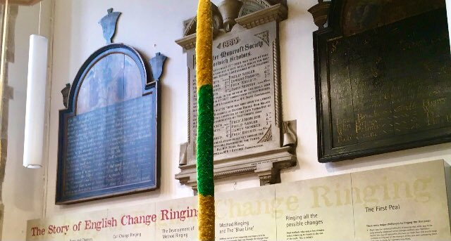 🔔THEY ARE BACK🔔 Practice ringing sessions @MRDC1715 @StPeterMancroft Cost £5 per hour.  BOOKING ESSENTIAL For details email manager@mrdc.org.uk  It's great there back. #SocialDistancing  #Bell #Ringing @DiocesanOf @DioceseNorwich https://t.co/6s0G23GnMB