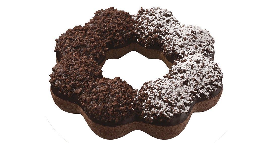 11月6日より期間限定でミスタードーナツから、『ポン・デ・ショコラ』シリーズ3種が新発売されます✨