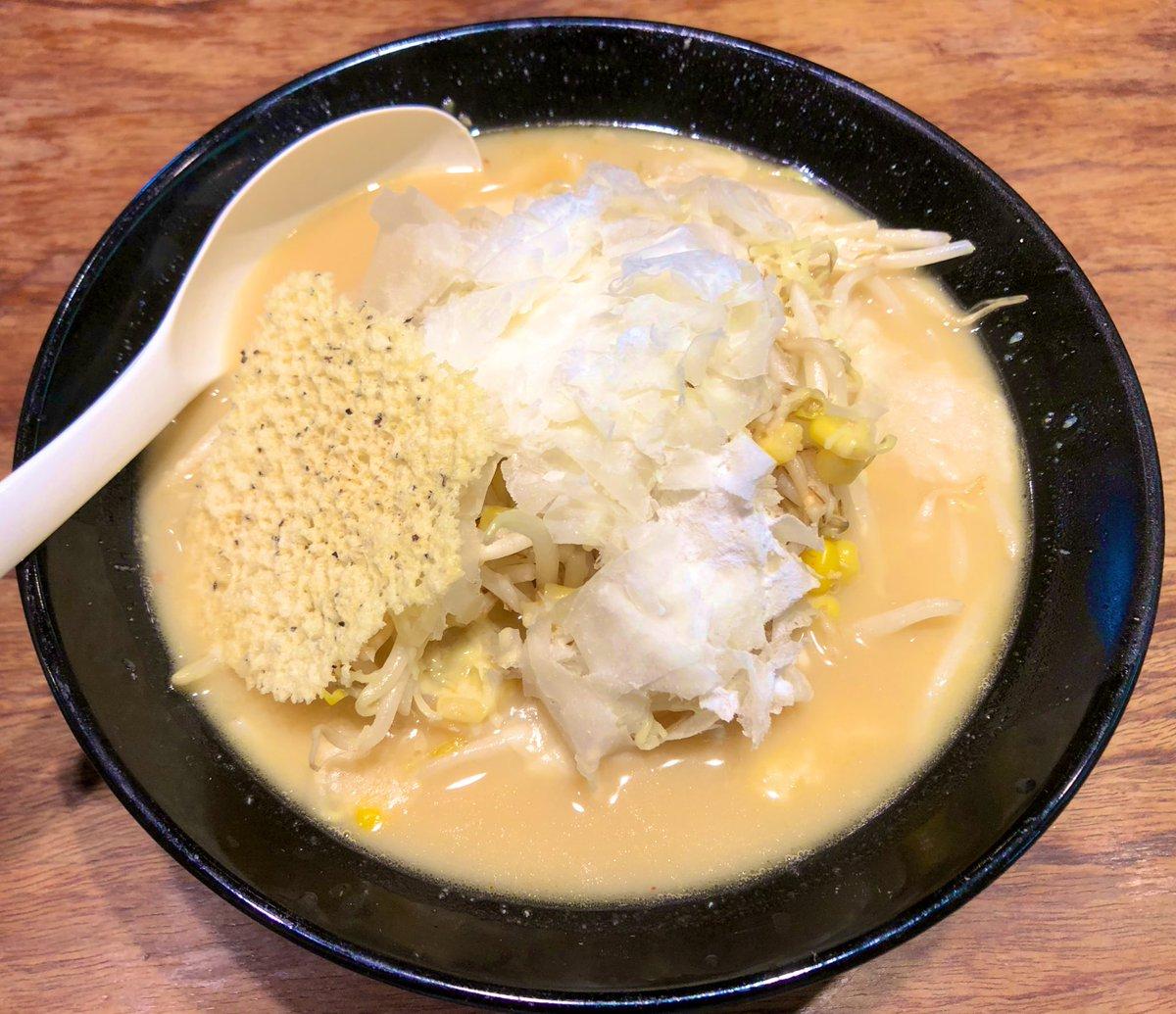チーズ 味噌 ラーメン