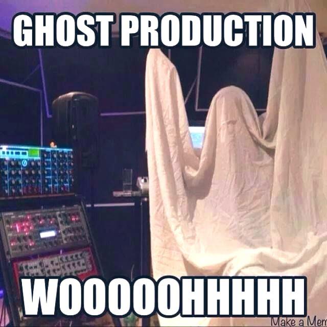 Me on Halloween #ghost #producer #Halloween #Musica #Meme https://t.co/5RgxaZi0HV