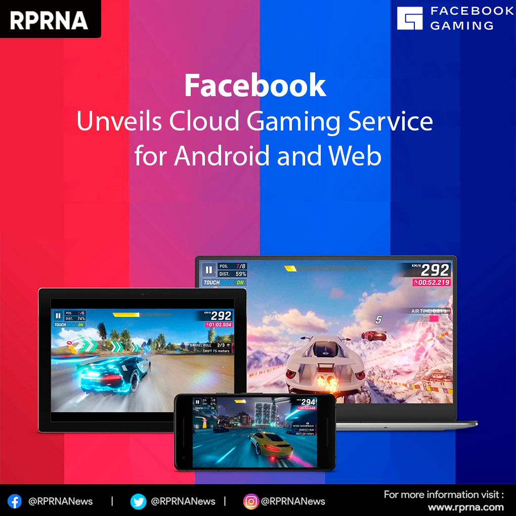 Facebook Unveils Cloud Gaming Service for Android and Web, but Not on iOS  for more information visit : https://t.co/nbEGMq9oL0  #Facebook #cloud #gaming #SocialMedia #games #gamers #Android #ios #gaminglife #TechNews https://t.co/B01ySg4TwX