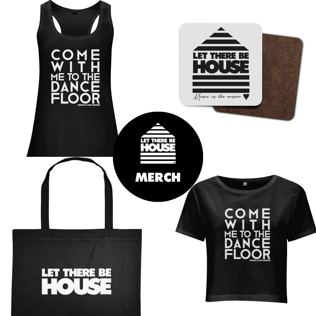 Don't miss out on our incredible new merch🔥  Head to our store now to see the full collection  ➡️ https://t.co/xjWsECmCUX  #MusicIsTheAnswer #LetThereBeHouse #InItTogether https://t.co/vTxMq3qN99