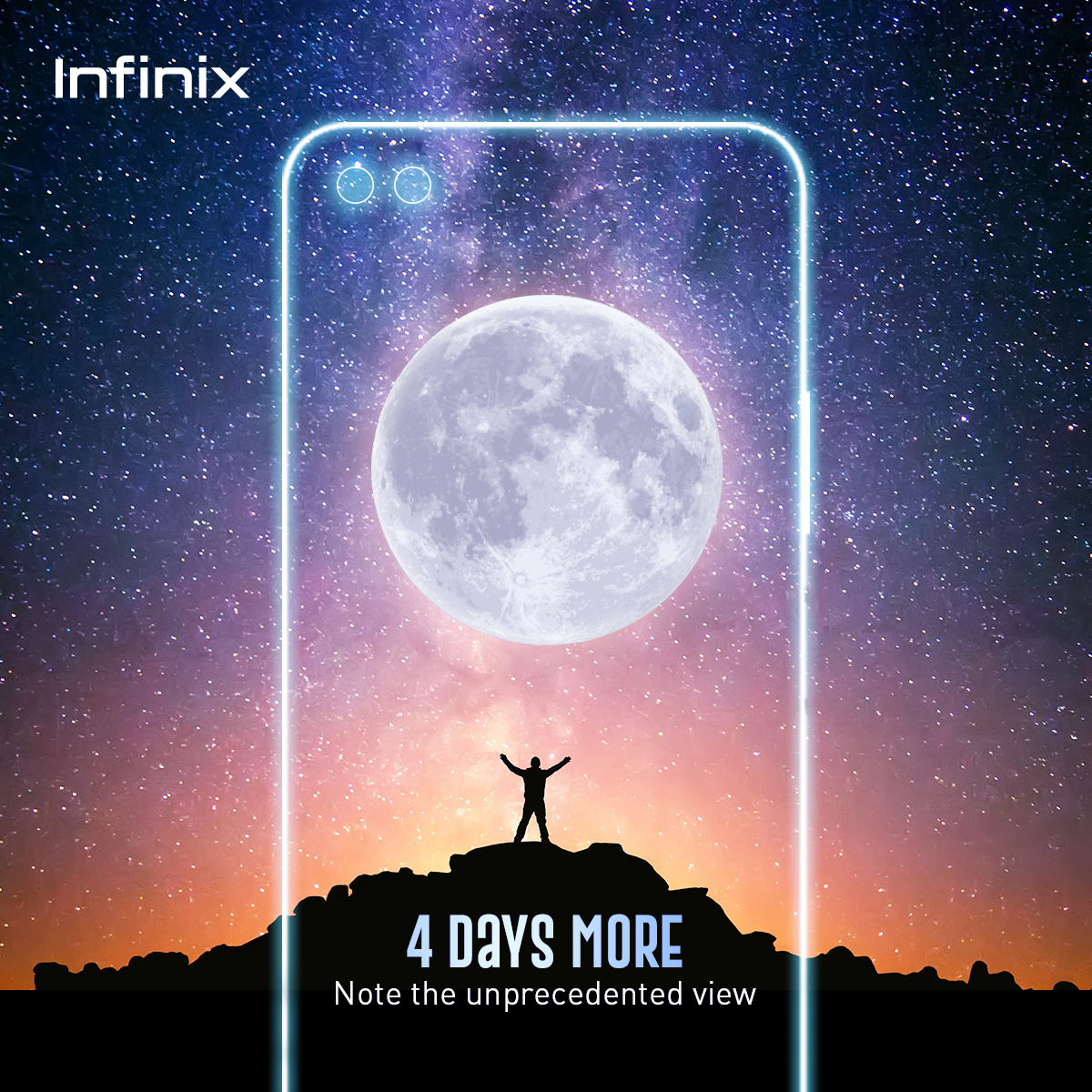 4️⃣ Days More❗️  Get ready to view your world on a crystal clear & wider display.😎  #UltraSpeed #ComingSoon https://t.co/5MxF1Ik8TK