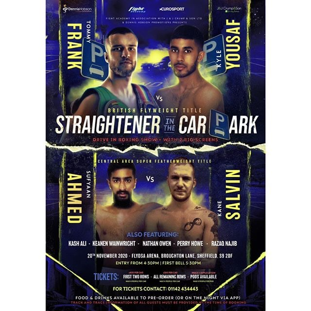 Keep an eye on https://t.co/6K5Qua6m9n tomorrow as we chat to a super-confident Sufyaan Ahmed who promises he will come out on top in his Central Area Title fight clash with Kane Salvin at #sheffield Arena on Nov 20, live on .@Eurosport_uk #boxing .@sjcrumpy .@Supertommyfrank https://t.co/rrJ7ejmL5M