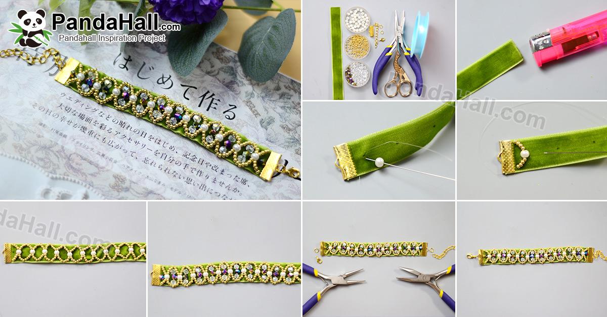 #PandaHall-- #Vintage #Green Velvet #Ribbon #Bracelets Single Face #VelvetRibbon: https://t.co/NaWic3Eomj Round Glass #SeedBeads: https://t.co/XZ8QRVKg0N October #Promotion, Only 2 day left>> https://t.co/t3PASpkfHF #beads #diy #tutorial #crafts #fashion #trendy #vogue #jewelry https://t.co/AmjXe2Fwis