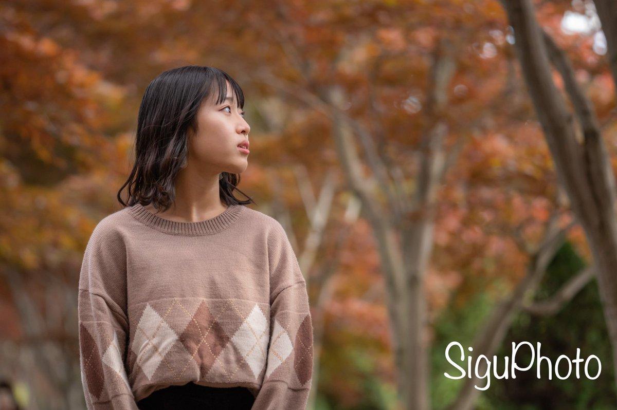 『  秋の雰囲気に包まれて。』  model ▶︎ かのん さん  ・タップ推奨です!  #写真好きな人と繋がりたい #ポートレート #キリトリセカイ #写真撮ってる人と繋がりたい #ファインダー越しの私の世界 #ポートレートしま専科 #jp_portrait部 #ポトレ #jp_portrait #ポートレート好きな人と繋がりたい https://t.co/ZNX3e50xHE