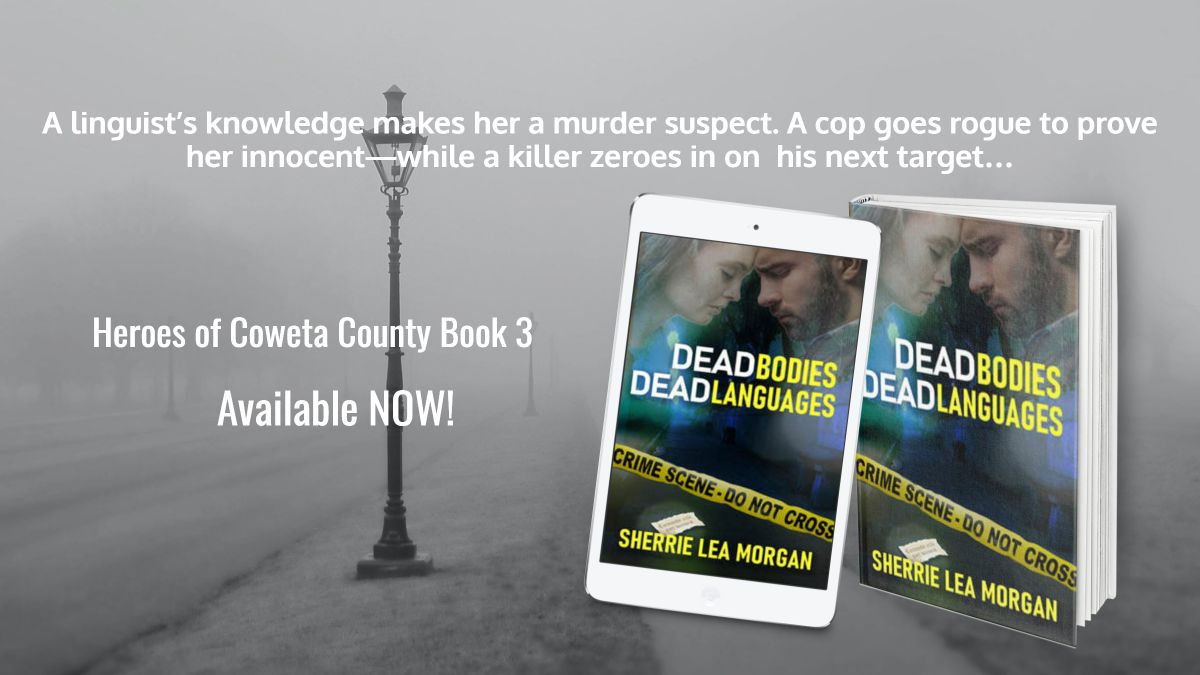 A linguist's knowledge makes her a murder suspect. A cop goes rogue to prove her innocent—while a killer zeroes in on his next target… Find out what happens next in Dead Bodies, Dead Languages #new #paranormal #romance #suspense #mystery  → https://t.co/7rCFHnUxmO ◄ ◄- https://t.co/GaOaOM1LRo