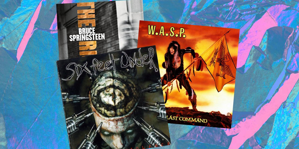 Here's the soundtrack to my week. Whats yours?   @springsteen - The Rising @WaspBand - The Last Command @sixfeetofficial - Maximum Violence  #rock #rockmusic #rockband #metal #metalhead #HeavyMetal #music #musicislife #musictaste #musicfm #NowPlaying #listen #ListenToThis https://t.co/Qp1xZEwKLE