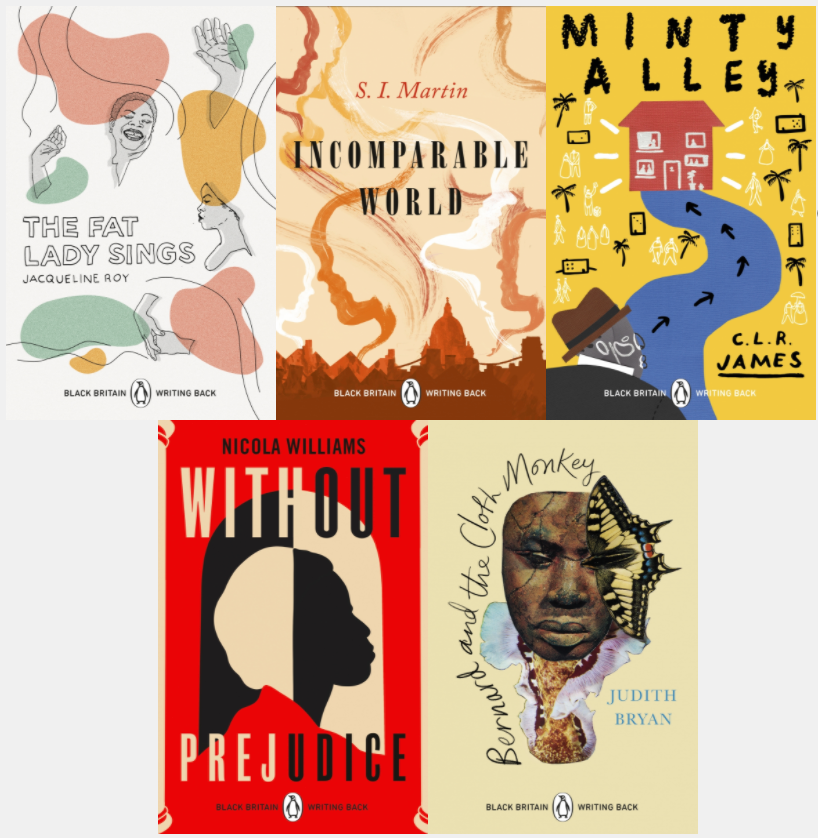 .@BernardineEvari curates a new series of lost or hard-to-find books by black writers about black Britain and the diaspora across the last centuries for @HamishH1931, with Black Britain: Writing Back aiming to correct historic bias in British publishing: bit.ly/3oH1hwH
