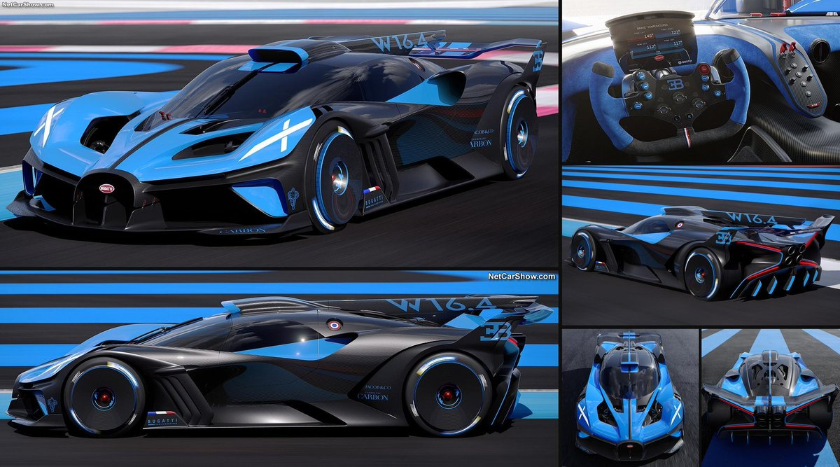 Netcarshow Com On Twitter 2020 Bugatti Bolide Concept Https T Co Kfc7fdhylk
