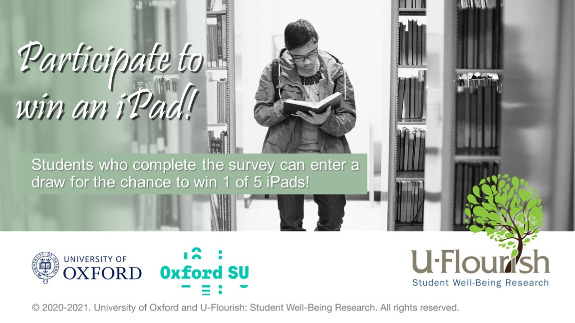 ALL Oxford students @OxUniStudents tell us how you're feeling now compared to pre COVID-19. Check your Oxford email (and junk folder) for the link and have YOUR say. We want to know what helps with your wellbeing, mental health and academic success @OxPsychiatry https://t.co/lyCNDnp83r