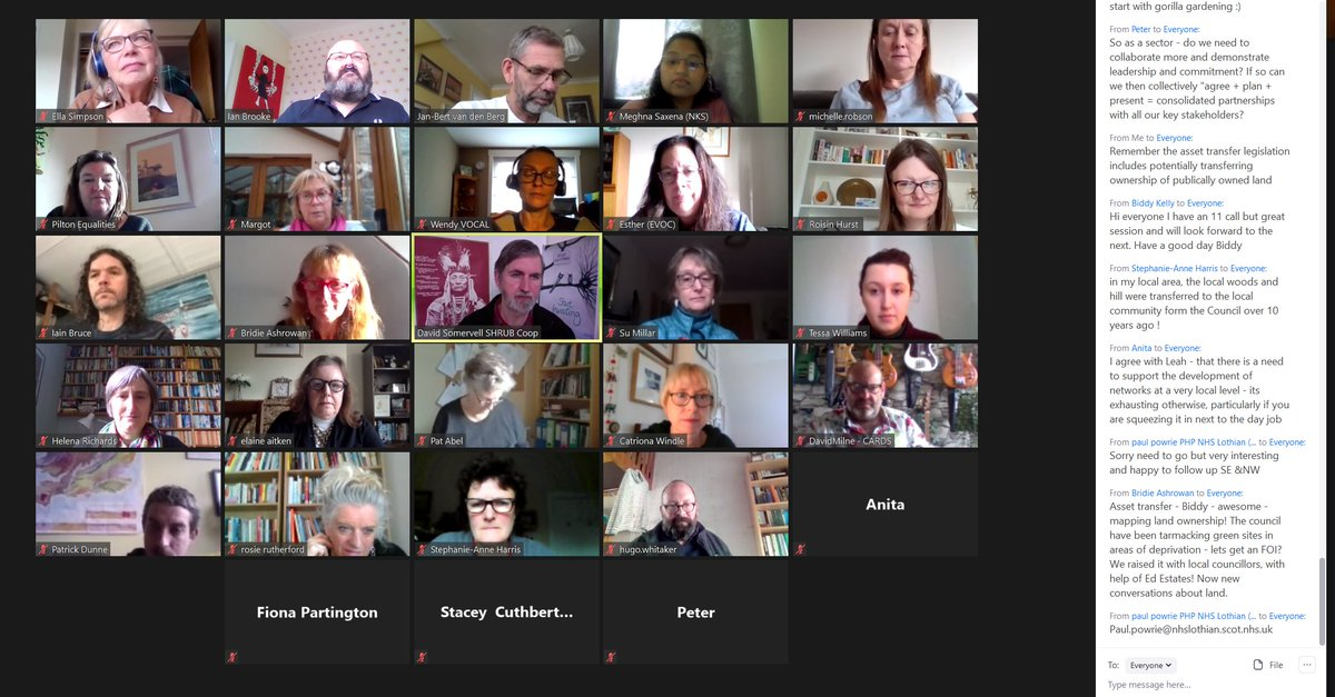 Thank you @evoc_edinburgh! Thank you @LeahRBlack and also to @Real_C_Wilson in #gobeyond network, if you want to join in the SW conversation, here we go: https://t.co/XC3x2kwDf7 @CLESthinkdo - thanks for inspiring us, to be ready to respond to CWB initiatives in Scotland in 2021