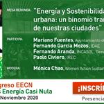 """Image for the Tweet beginning: Mesa Redonda """"#Energía y #Sostenibilidad"""