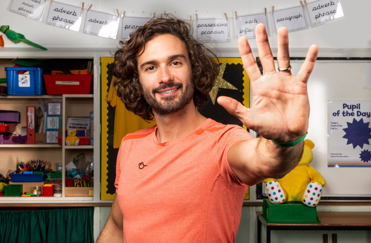🚨 ATTENTION SCHOOLS 🚨  Win a workout with @thebodycoach! 🏋️♂️  Tell us you're getting involved with #ChildrenInNeed this year and you couldwin an exclusive Zoom workout for your school with Joe Wicks!  Enter NOW ➡️ https://t.co/m4Xl1265Wu https://t.co/HNgRMIsFwx
