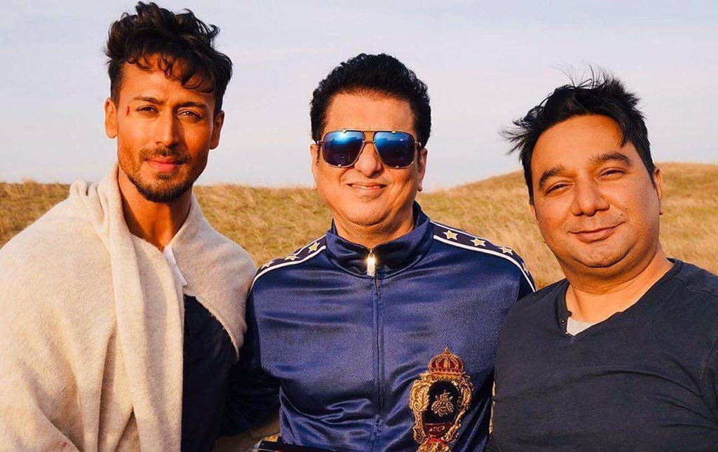#NGEFamily is pleased to announce that our @iTIGERSHROFF is now a part of 2 action franchises 🔥 With #SajidNadiadwala's #Heropanti2 going on floors, #Baaghi4 makes it's way soon! 🔥To be directed by @khan_ahmedasas  @WardaNadiadwala