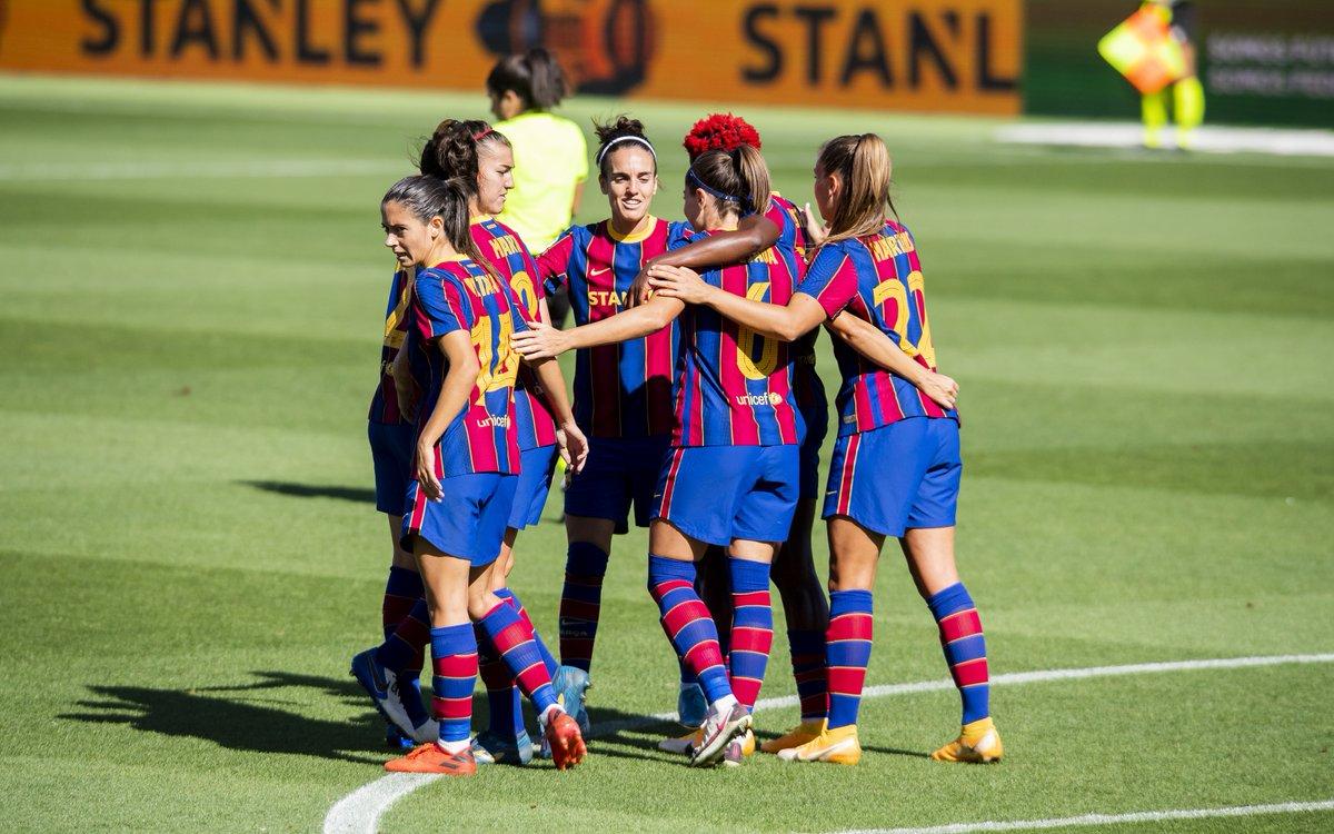 Fc Barcelona Femeni Fcbfemeni Twitter