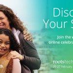 Image for the Tweet beginning: Ken je RootsTech Connect? Het
