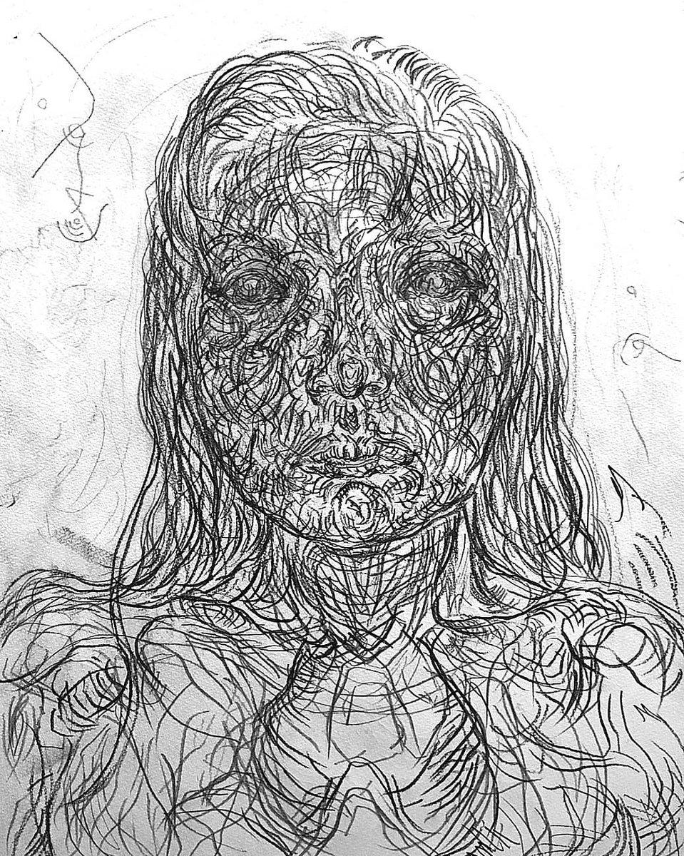 ボールペン/画用紙 Ballpoint pen on paper🎨  #絵画 #モダンアート #現代アート #アート #イラスト #artist #アクリル #illustration #modernart #drawing #abstractart #artwork #絵描きさんと繋がりたい #acrylicpainting #art #イラスト好きな人と繋がりたい #portrait #figurativeart https://t.co/2OnlOzwejG