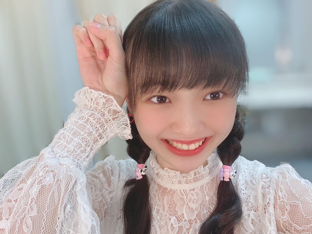 【15期 Blog】 No.470 パンダさんの日 山﨑愛生: 皆さん、こんにちは!モーニング娘。'20…  #morningmusume20 #ハロプロ
