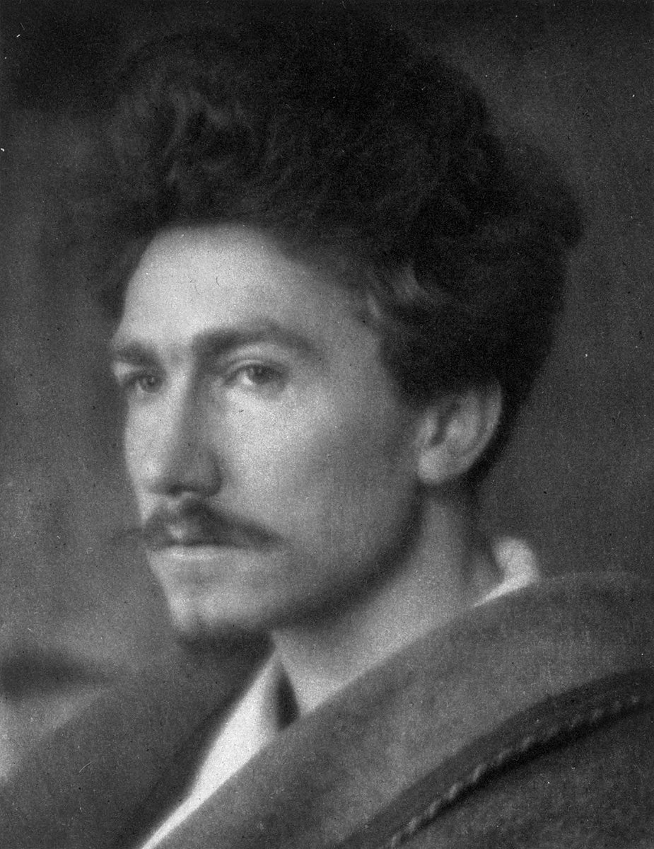 """Literature is news that stays news"" - Ezra Pound, born #OnThisDay in 1885. https://t.co/tqoPOdUMgF"