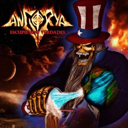 ANGORYA Argentina Formed 2001 Heavy/Speed  2010 Escupiendo verdades 2012 Metal para pocos 2016 Cleptocracia https://t.co/DuRBufqlZE