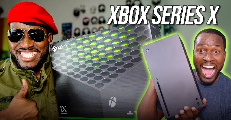 Oh YES! Colonel Singala Got his hands on a XesBox Series X, Sezzzy😂 >>>>>>>https://t.co/or5AHUahrm Enjoy!!!  #XboxSeriesX https://t.co/KWG9al1uy7