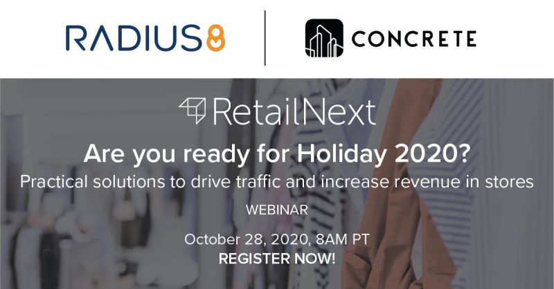Join us TODAY as we discuss key strategies on how to drive traffic in-stores this holiday season! https://t.co/8KiayZOcS3 https://t.co/VFfbeuuxE0