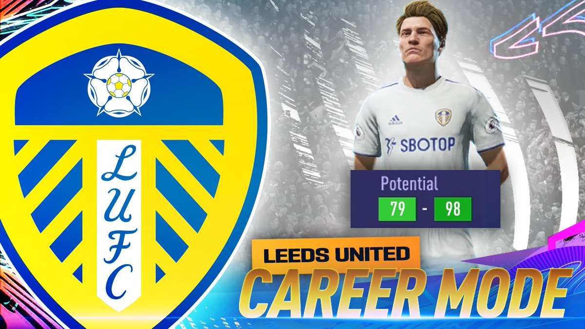 Been a while since the last Leeds Career Mode video sorry.  Let me make it up to you.....  I'll be giving away a code of #FIFA21 in the next episode going live in 30 minutes so don't miss it 😍 https://t.co/aCNVFtU2ie