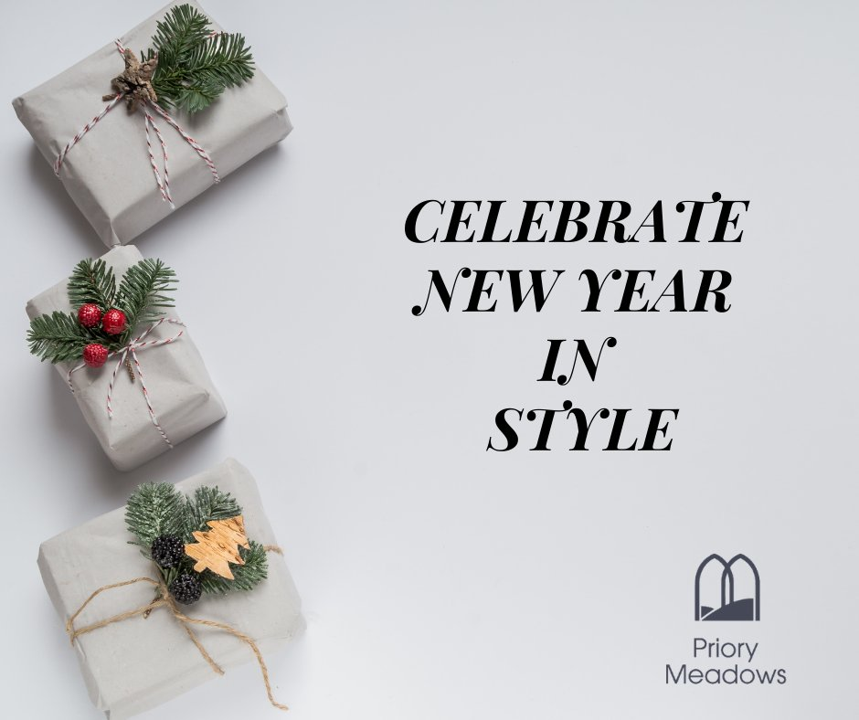 Does celebrating #NewYear in the stunning #NorthYorkshire #countryside sound good? Priory Meadows in #KirbyHill is the best place to be and is proving extremely popular with buyers since #lockdown with more than 70% of the development already sold! caedmonhomes.com/priory-meadows/