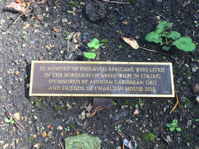 Today, 28 of Oct, marks the 10 yr anniversary since the planting of the Memorial Tree in the garden & the 5th year that Greenwich African Caribbean Community has gathered to remember the enslavement of Africans and those who lived & died during the 17 & 18 C @GreenwichAfric1