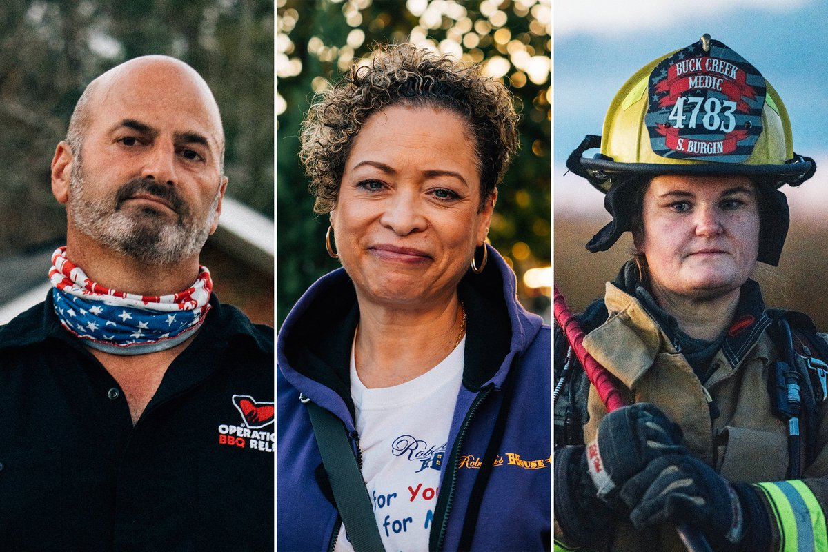 In a year marked by historic forest fires, hurricanes, and the COVID-19 pandemic, we want to take this #FirstRespondersDay to thank those in our communities responding with help in times of crisis. Discover their stories →  #ThankAFirstResponder