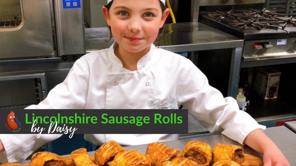 Join Daisy from @CrossKeys_Stow in the kitchen as she shows us how to make Lincolnshire Sausage Rolls 😋 during the virtual #LincolnSausageFestival   https://t.co/JH8s8D636B  @lincsausagefest @ColoniaRotary @visitlincoln https://t.co/hq7sjVqU1J