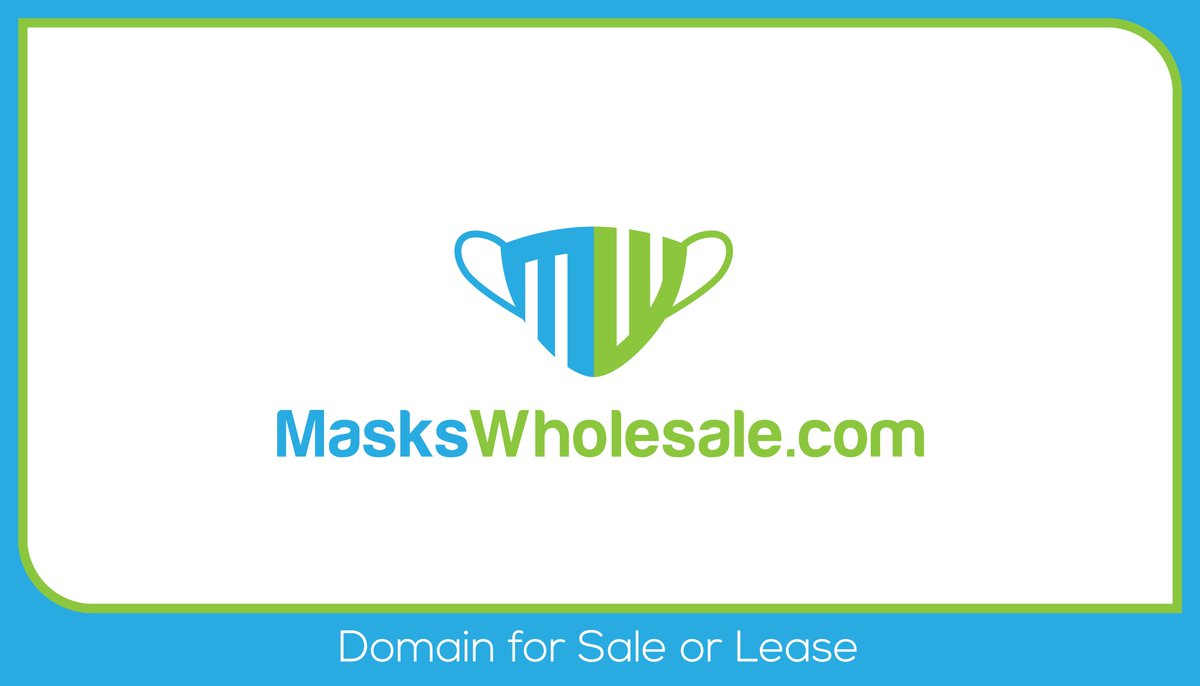 The Domain https://t.co/AjpKyfTlQN is For Sale or Lease  View Our Extensive Domain Portfolio at:  https://t.co/Y30C69lFrC  #mask #masks #wholesale #branding #toprank #domains https://t.co/jKEH33n4Yw
