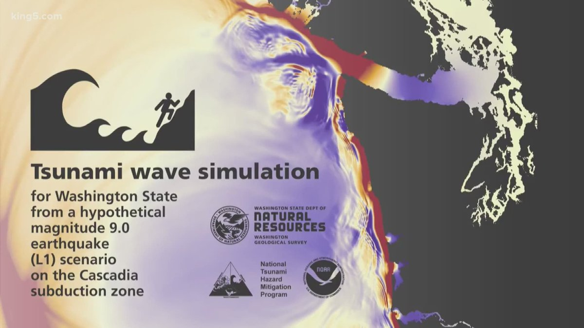 WA - Alaska Earthquake Reminder That Tsunamis Triggered by Quakes Can Reach Washington #earthquake #tsunami https://t.co/35xLox2bFS https://t.co/KwFjKuIBr6