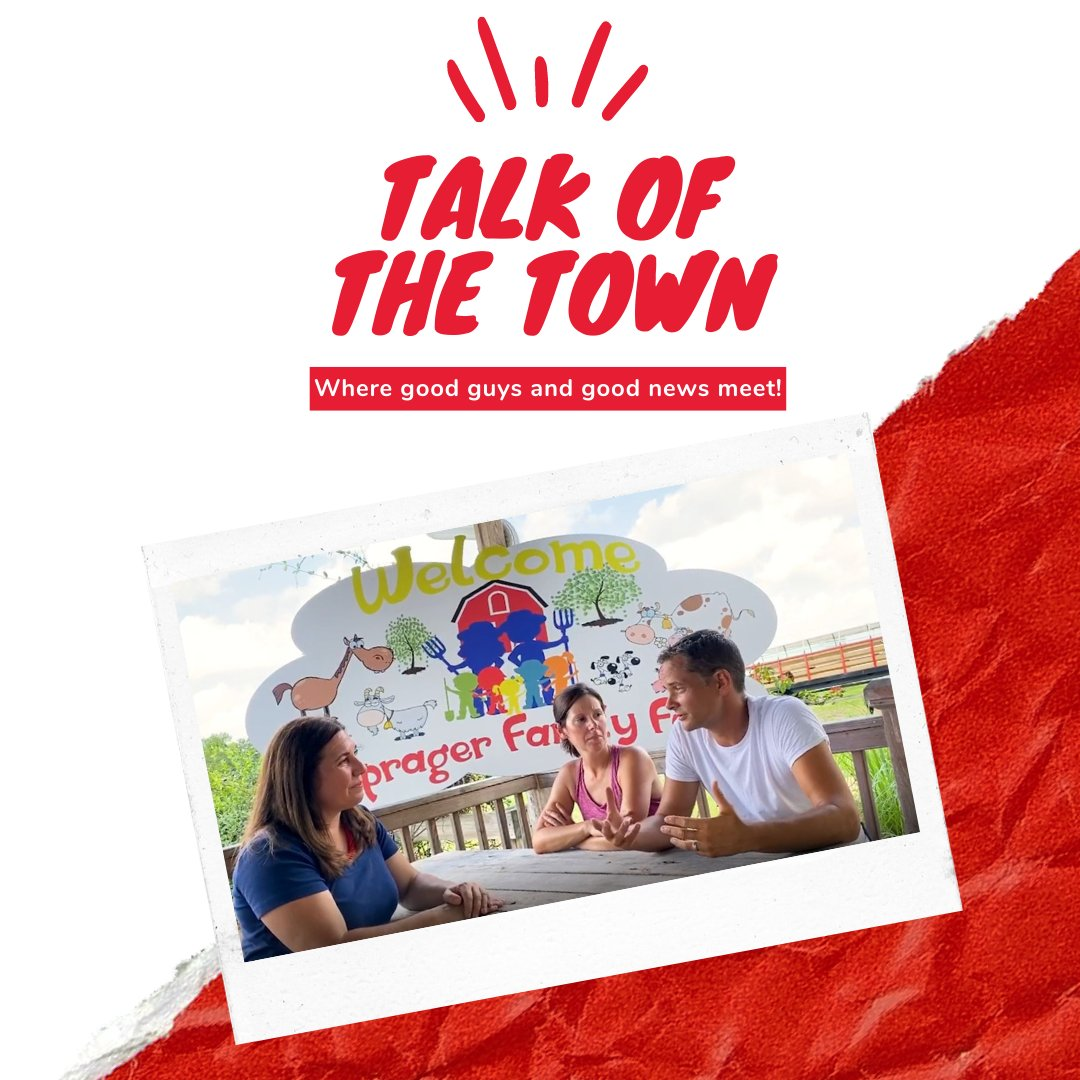 Tune in to Talk of The Town to keep up with what the good guys in our community are up to!   Check out the good news here: https://t.co/9icqUkt8qu  #CES #Talkfothetown #goodguys #goodnews #community https://t.co/A7LBRZzboK