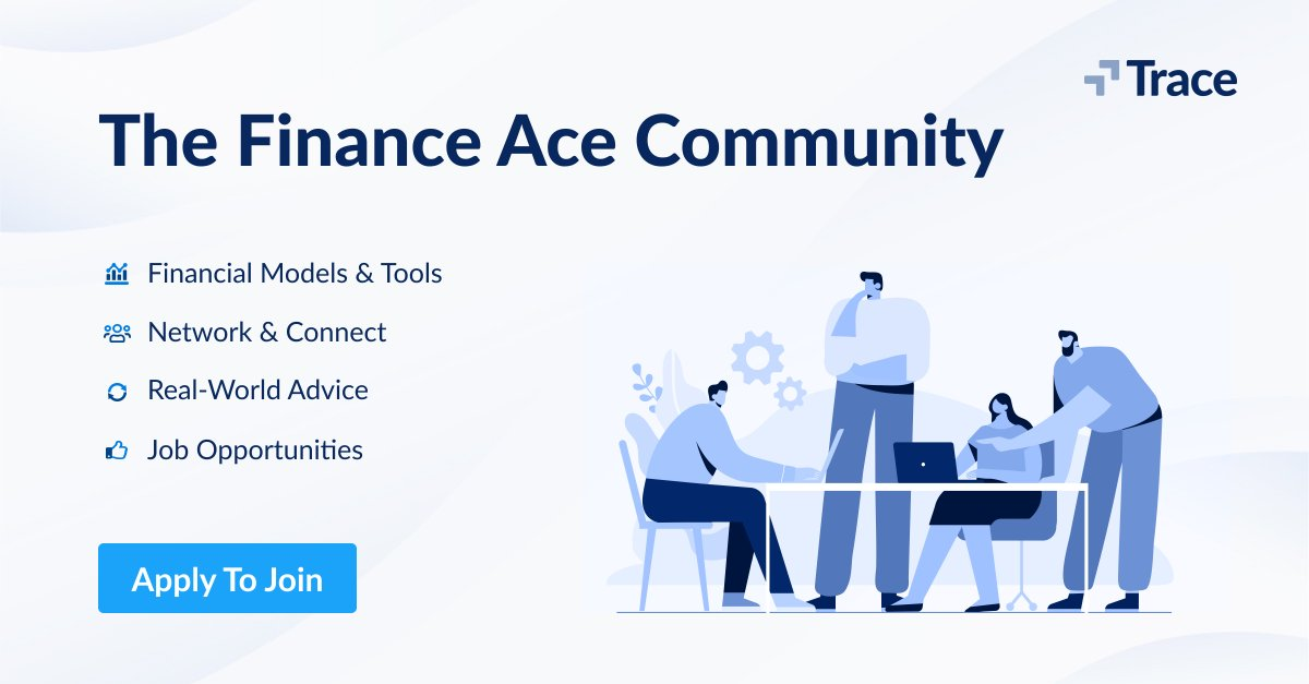 Join the conversation to learn best practices on running a tight ship.  Finance Ace gives you the tools and resources you need to succeed in your roles.  Apply to join https://t.co/uwgG9yO1Aj  #financeace #tracehq #community https://t.co/pQXIxv85CL