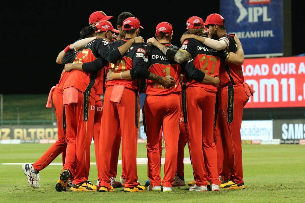 Not the result we wanted. We continue the work. Focus on the next one. #PlayBold @RCBTweets