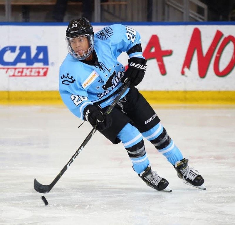 Blake Bolden (@SportBlake), is the @NHL's first Black female scout 🙌🏾   She is on a mission to make hockey a more accessible sport for all communities, writes @enfuegonow https://t.co/HfNZjlPfbV https://t.co/4anoXSmieC