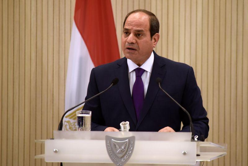 Egypt says freedom of expression 'stops' when Muslims offended https://t.co/4MQHq6A6CF https://t.co/XeW96vV0ZO